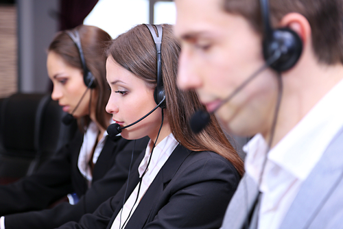 technology used in call center
